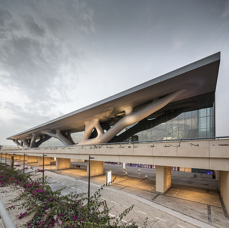 Qatar National Convention Centre / Arata Isozaki