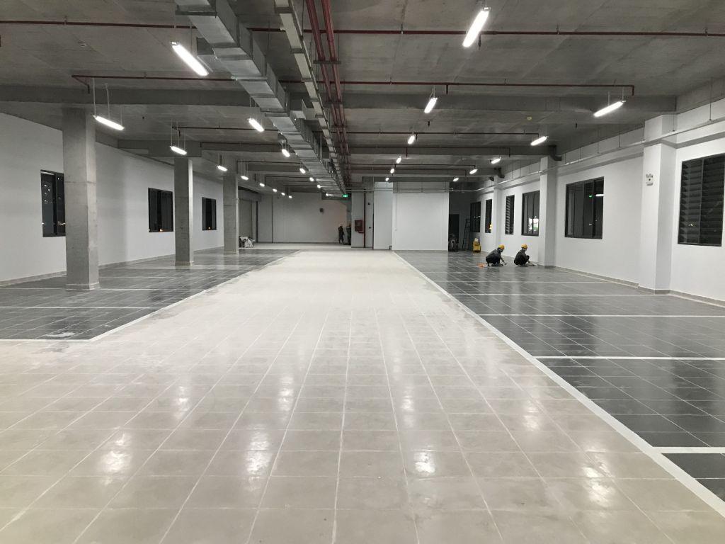 Giải pháp kết cấu khi thiết kế xây dựng showroom ô tô
